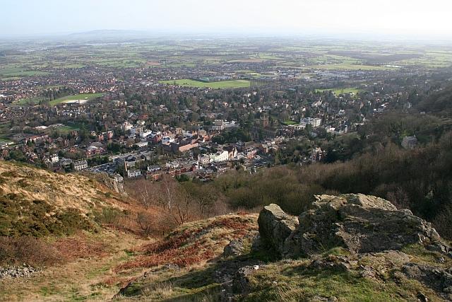 Granite Outcrop, North Hill