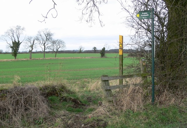 The actual site of the Battle of Bosworth?