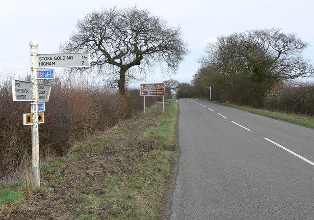 Fenn Lanes, Leicestershire