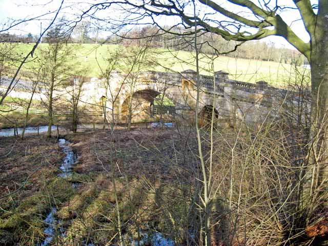 The bridge at Wallington