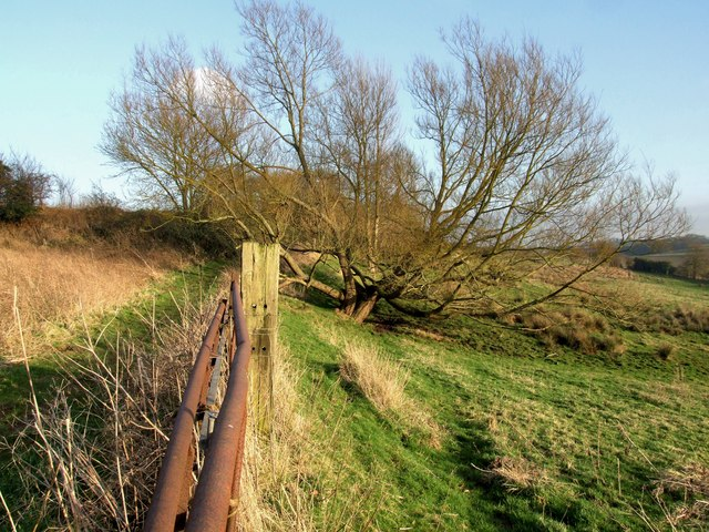 Footpath to Hundleby, Old Bolingbroke