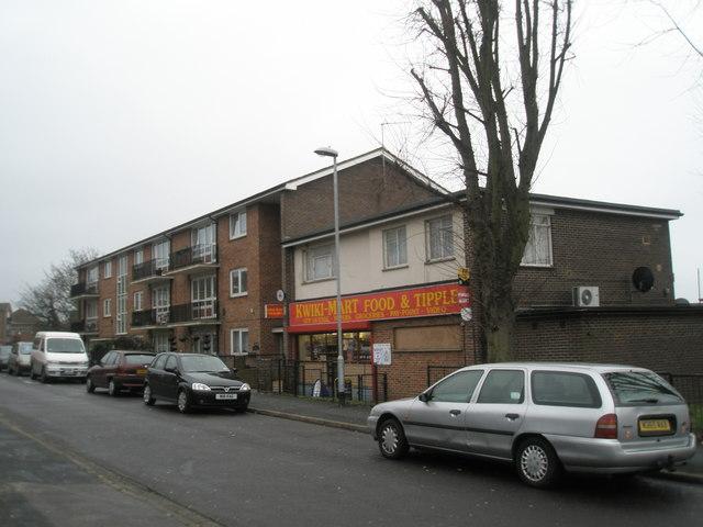 Kwiki Market in Halstead Road