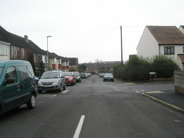 Junction of Winterhill and Bell Road