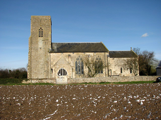 St Botolph's Church in Barford