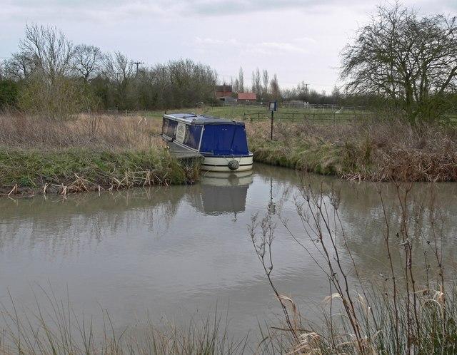 Ashby Canal near Dadlington
