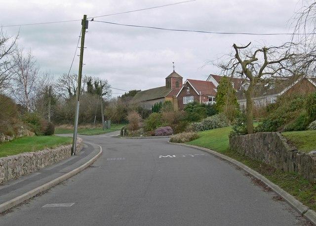 Shenton Lane, Dadlington