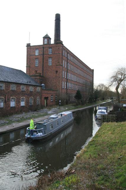Tolson's Mill, Fazeley