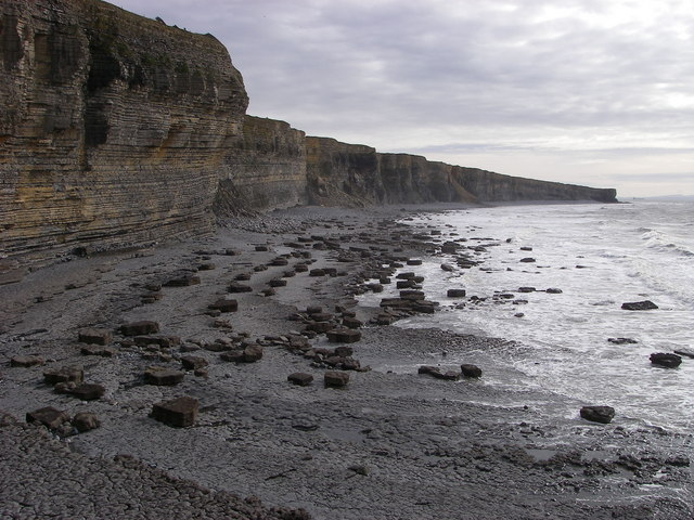 South to Nash Point