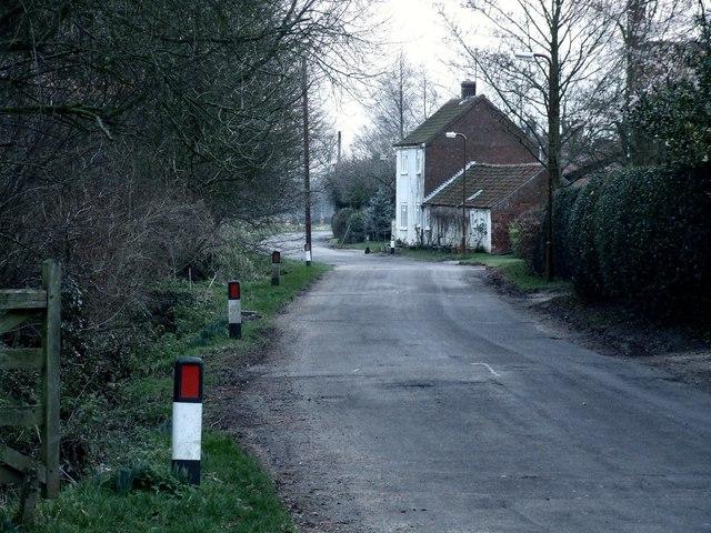 Hagnaby Road, Old Bolingbroke