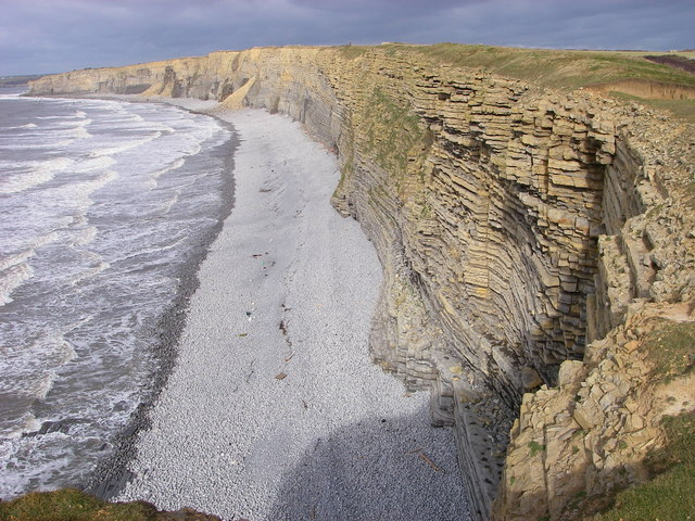 North from Nash Point