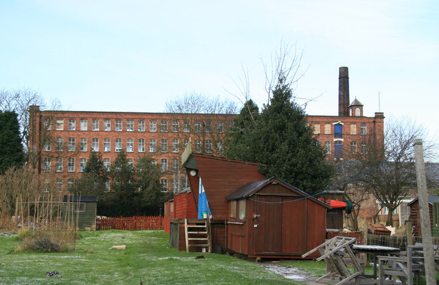 Tolson's Mill, Fazeley