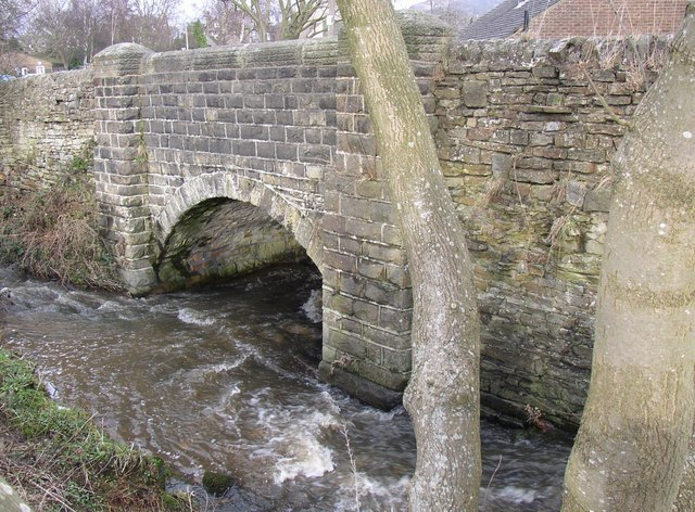 Aynholme Bridge, Bolton Road, Addingham