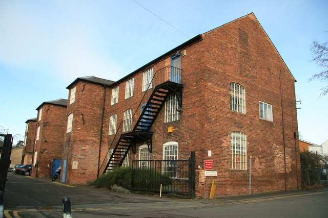 Sir Robert Peel's Mill, Fazeley