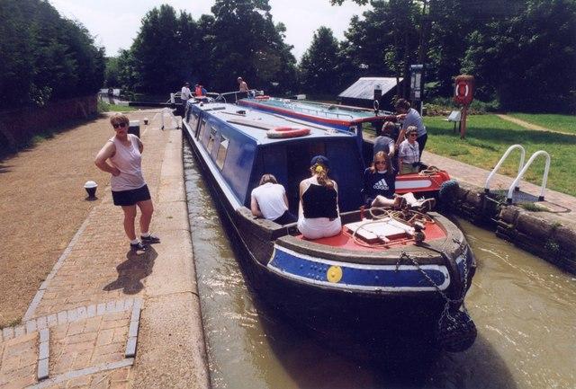 Cosgrove Lock No21
