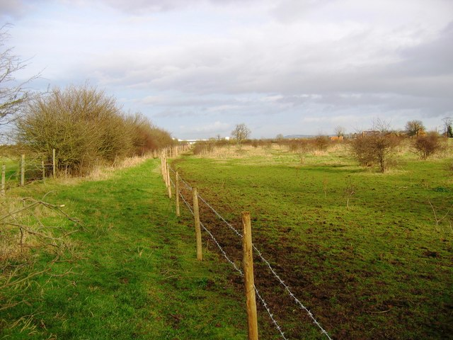 Bridleway to Little Maltby Farm