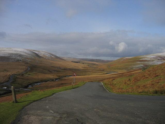 Cwm Elan/Elan Valley