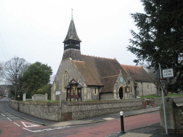 St Peter and St Paul, Wymering
