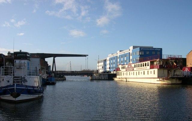Gloucestershire College, Llanthony Wharf, Gloucester Docks
