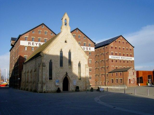 Mariners Church, Gloucester Docks