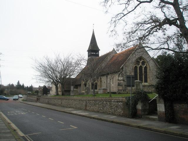 Wymering Parish Church