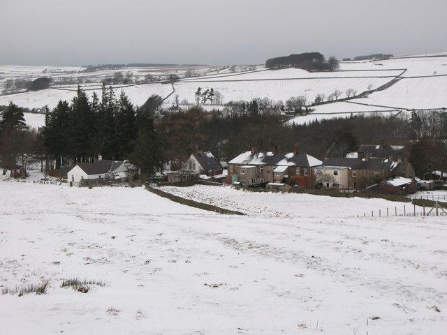 Shilburn in the snow