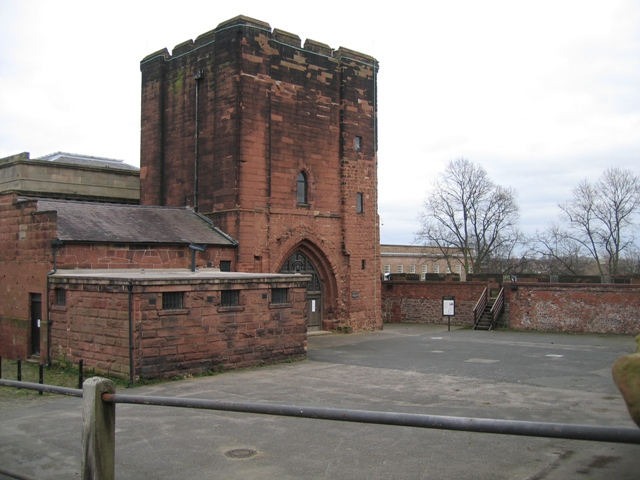 Agricola Tower, Chester Castle