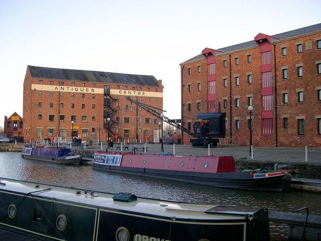 Main Dock, Gloucester