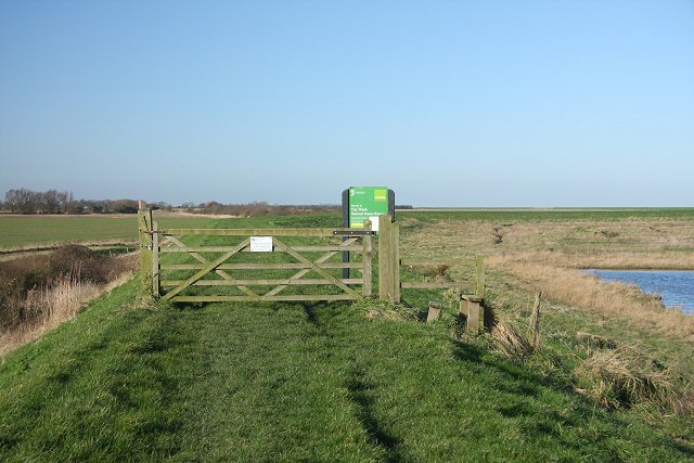 Gateway to the Wash National Nature Reserve