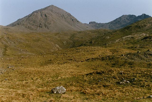 Approach to Fionn Choire