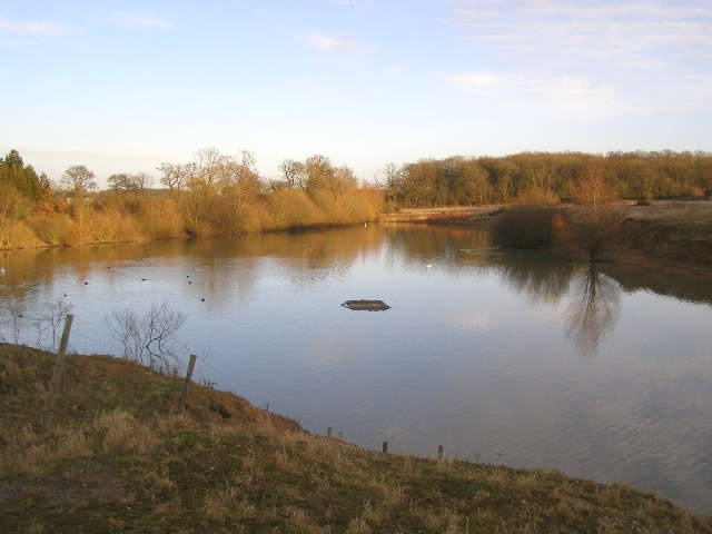 Stanton's Pit Nature Reserve