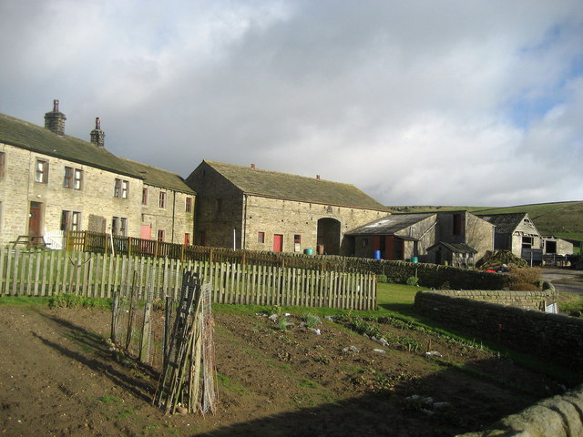 Cowburn Beck Farm