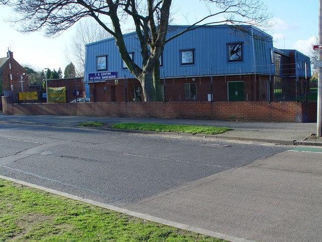 T.A. Centre, Halifax Barracks, Hull