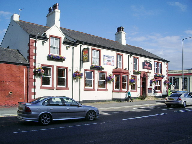 Hare & Hounds, Clayton-le-Moors