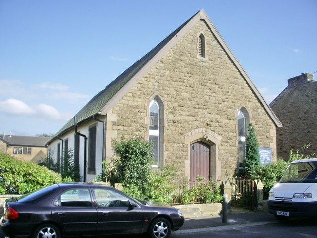 New Jerusalem Church, Clayton-le-Moors