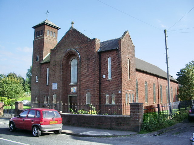 St Mary's Catholic Church, Clayton-le-Moors