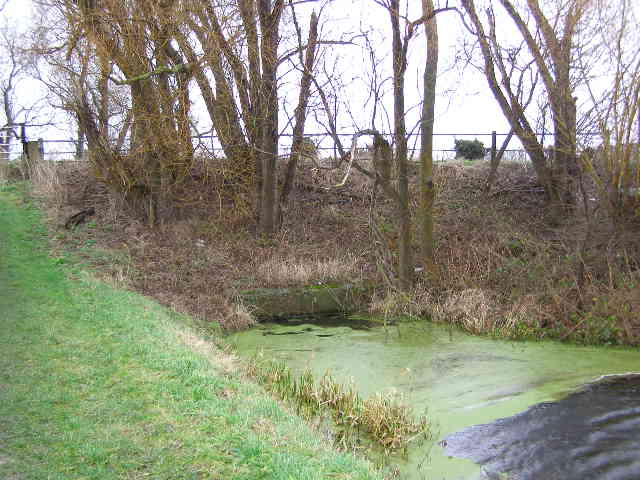 Culvert on Grantham Canal