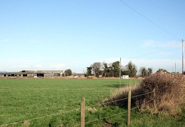 2008 : Boundary Farm near Melksham