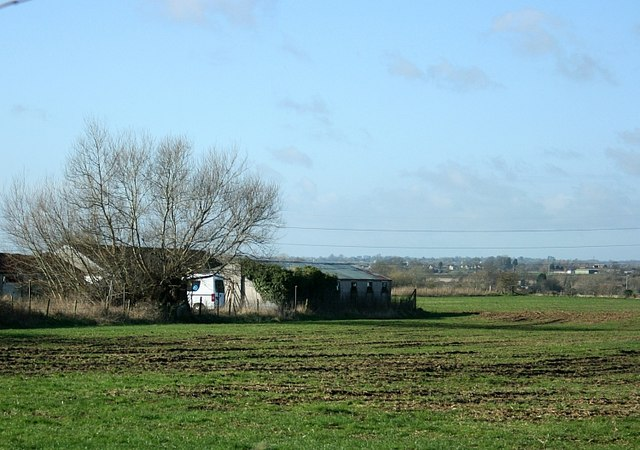2008 : Outbuildings at Berryfield near Melksham