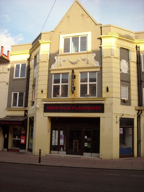 The only remaining cinema, Bexhill-on-Sea