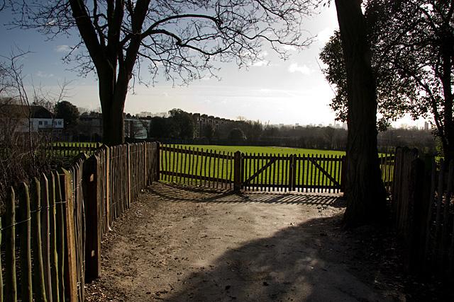 Parliament Hill School Cricket Ground