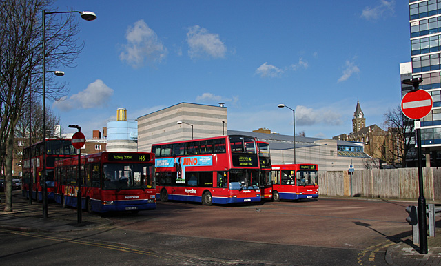 Archway Bus Stand