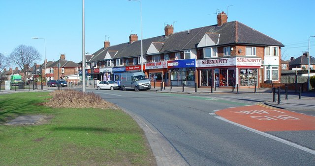The Local Shops, Beverley Road, Hull