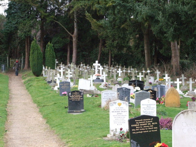 Polish cemetery in Blockley 2