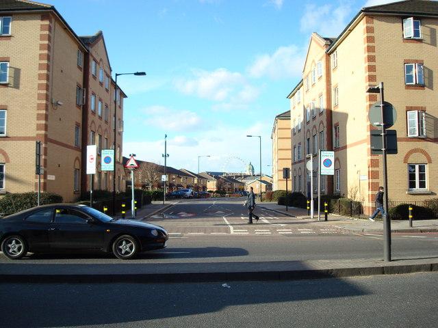 Dante Road, London SE11