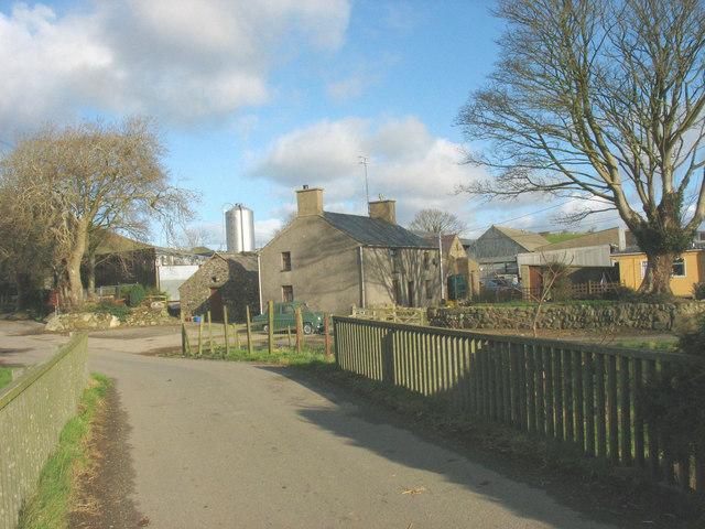 Pont Llwyndyrys