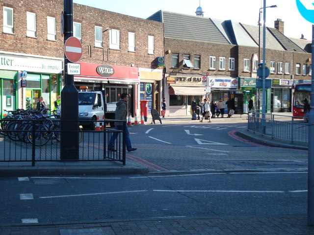 Shops, Colliers Wood