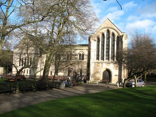 York Minster Library