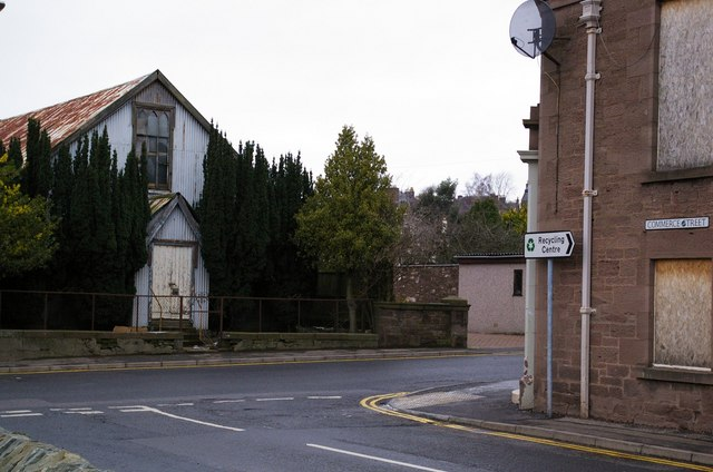 Little Tin Church, Brechin