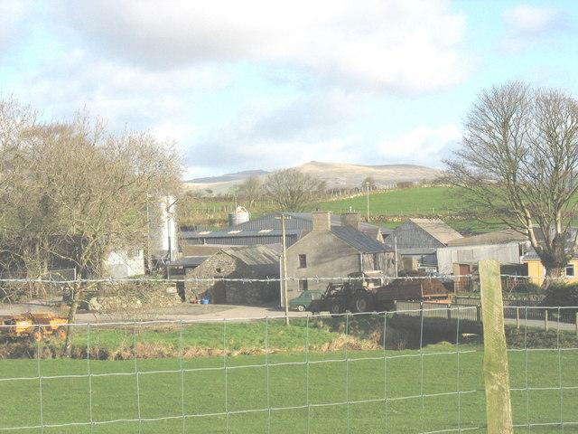 Tyddyn Felin Farm, Llwyndyrys