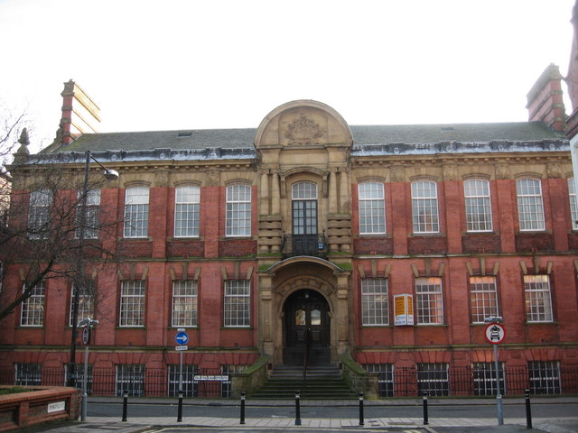 Technical School, Warrington